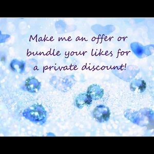 Other - Make me an offer 💗 ^_^